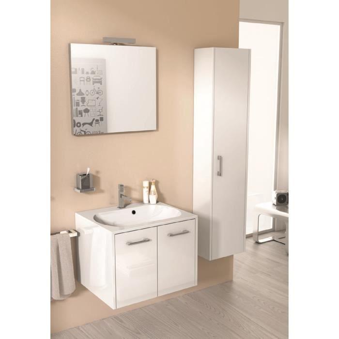 asia meuble pour salle de bains avec vier et miroir avec. Black Bedroom Furniture Sets. Home Design Ideas