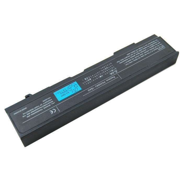 batterie compatible pour toshiba equium a100 306 prix pas cher cdiscount. Black Bedroom Furniture Sets. Home Design Ideas