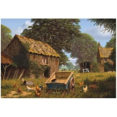 La ferme achat vente puzzle cdiscount - Cdiscount belgique ferme ...