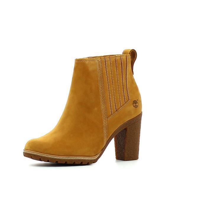timberland glancy chelsea bottes femme marron n beige beige achat vente basket cdiscount. Black Bedroom Furniture Sets. Home Design Ideas
