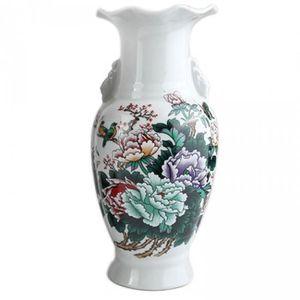 Vase asiatique achat vente vase asiatique pas cher for Asiatique decoration