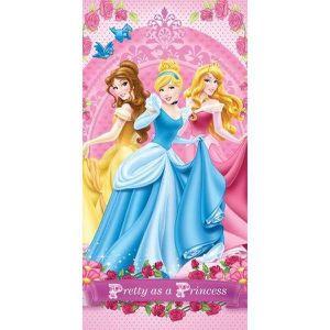 SERVIETTES DE BAIN Serviette de bain Disney Princess