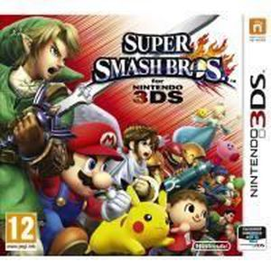 JEU 3DS Super Smash Bros Jeu 3DS