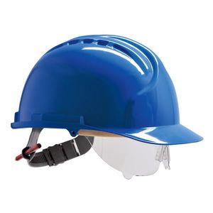 casque de chantier avec visiere achat vente casque de chantier avec visiere pas cher cdiscount. Black Bedroom Furniture Sets. Home Design Ideas