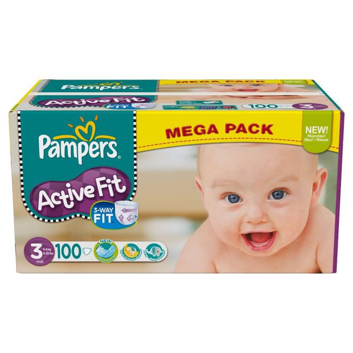 Couches pampers taille 2 - Prix couches pampers leclerc ...