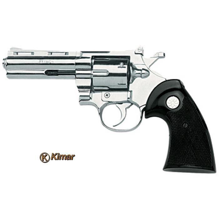 Revolver python 4 nickel arme de d f cal 9mm r k prix - Arme pas cher ...
