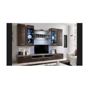Meuble tv hifi design banc de salon cuisine int rieur pas cher tv mural juani - Meuble tv hifi design ...