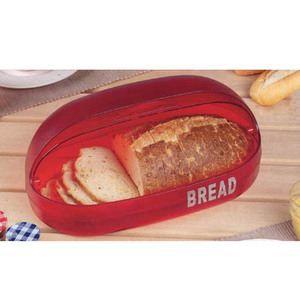 la boite pain fraicheur rouge achat vente boites de conservation boite pain fraicheur. Black Bedroom Furniture Sets. Home Design Ideas