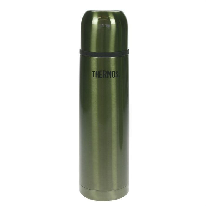 thermos everyday 0 5l vert shiny achat vente bouteille isotherme cdiscount. Black Bedroom Furniture Sets. Home Design Ideas