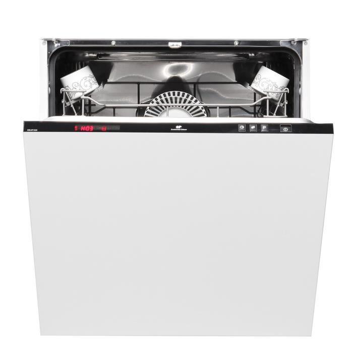 EDISON CELVF1245 Lave vaisselle Achat / Vente lave vaisselle