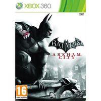 JEUX XBOX 360 BATMAN ARKHAM CITY / Jeu console X360