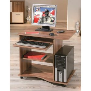 Meuble informatique en metal achat vente meuble for Meuble bureau 64