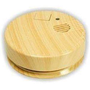 d tecteur de fum e en14604 couleur bois achat vente d tecteur de fum e cdiscount. Black Bedroom Furniture Sets. Home Design Ideas