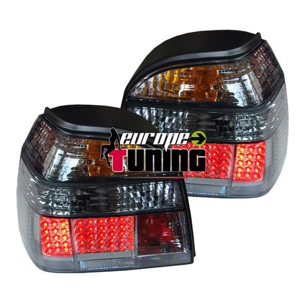 feux tuning led golf 3 achat vente phares optiques feux tuning led golf 3 prix doux. Black Bedroom Furniture Sets. Home Design Ideas
