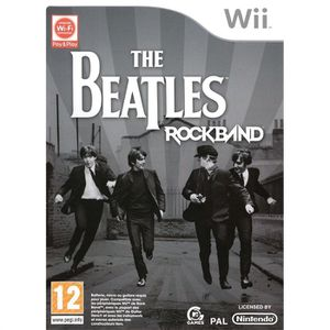 JEUX WII THE BEATLES