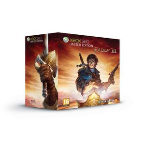 CONSOLE XBOX 360 Pack Xbox 360 Fable 3