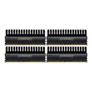 BALLISTIX Mémoire PC Elite KIT - DDR3 - 32GB - (8GB*4) - 2133