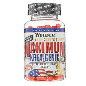 PROTÉINE WEIDER Sachet de Maximum Krea-Genic 120 Gélules