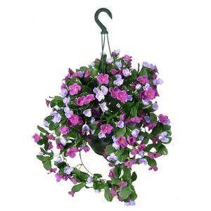 suspension fleur achat vente suspension fleur pas cher soldes cdiscount. Black Bedroom Furniture Sets. Home Design Ideas
