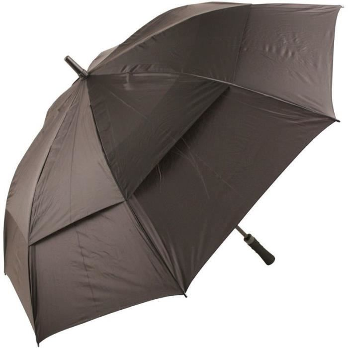 parapluie golf homme anti vent noir achat vente parapluie 5055722201247 cdiscount. Black Bedroom Furniture Sets. Home Design Ideas
