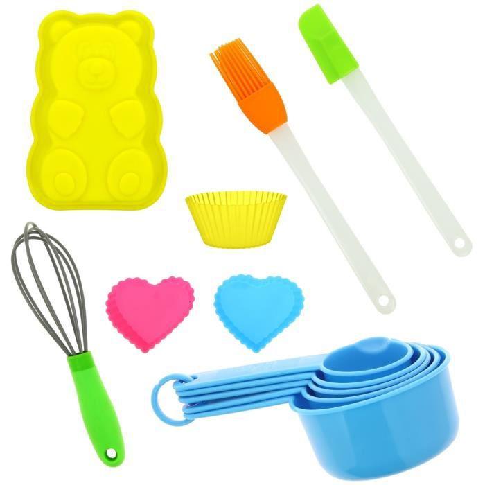 kit p tisserie jouet enfant v ritable chef cuis achat vente ensemble p tisserie kit. Black Bedroom Furniture Sets. Home Design Ideas