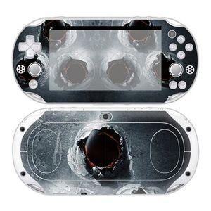 STICKER - SKIN CONSOLE Set de stickers et protection pour Sony PlayStatio