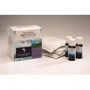 BAIN MOUSSANT - HUILE Alg-Essences 3 bains