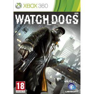 JEUX XBOX 360 Watch Dogs