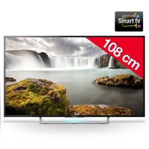 Téléviseur LED Sony BRAVIA KDL-43W756C