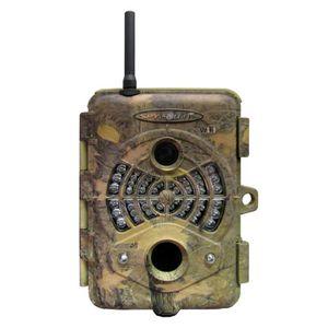Caméra Infrarouge WIFI cellulaire avec télécomm…