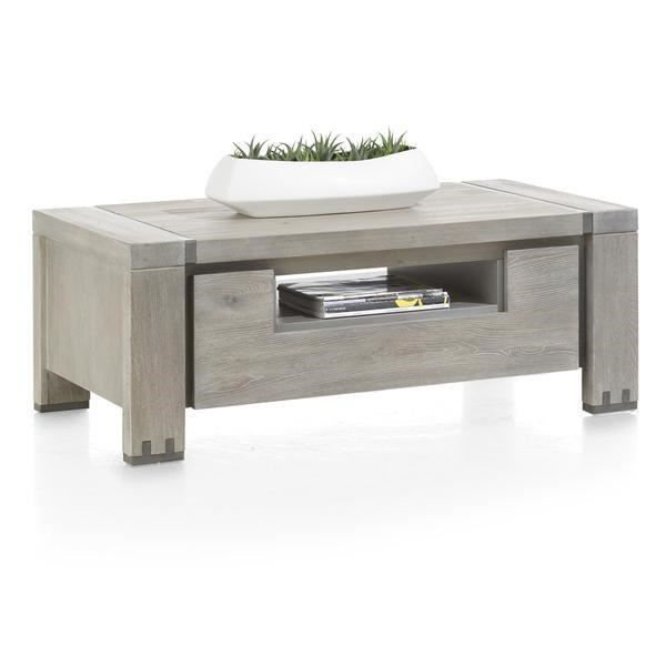 Table Basse 120 X 60 Cm Orme Massif Avola H H Structure