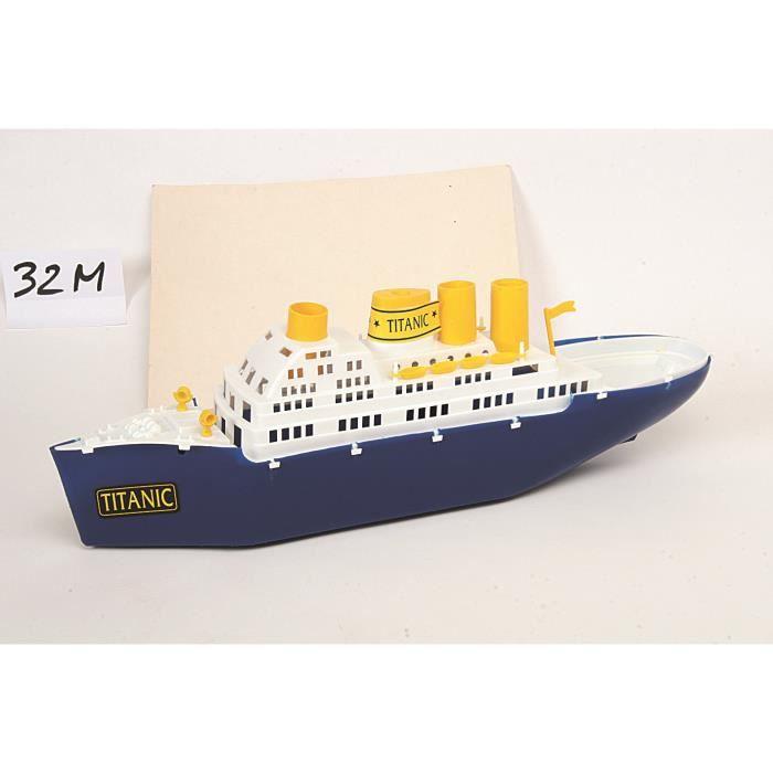 bateau titanic achat vente jeux et jouets pas chers. Black Bedroom Furniture Sets. Home Design Ideas