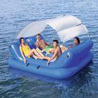 Jeux de plage achat vente pas cher cdiscount - Ile flottante gonflable ...