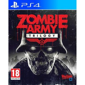 JEU PS4 Zombie Army Trilogy Jeu PS4