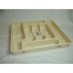 range couverts 7 section plastique tiroir organisateur tiroir gru - Organisateur De Tiroir