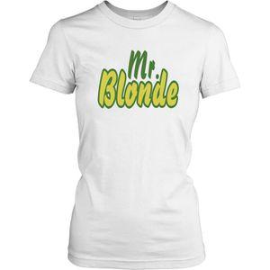 T-SHIRT Femmes t-shirt DTG Print - Mr Blonde - Reservoir D