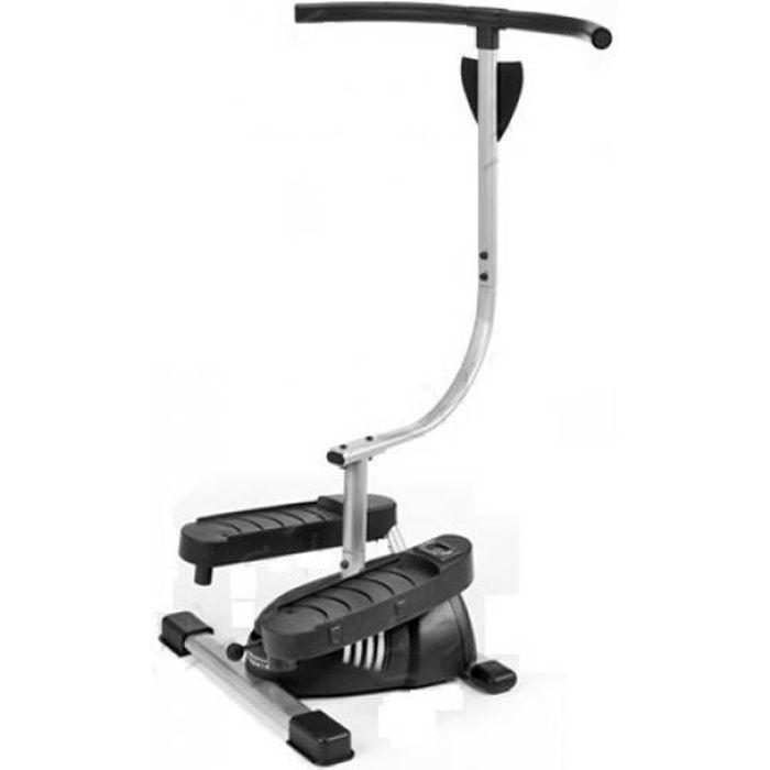 appareil fitness cardio twister prix pas cher cdiscount. Black Bedroom Furniture Sets. Home Design Ideas