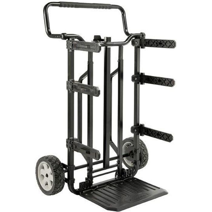 chariot de transport dewalt a roulettes pour tr achat vente chariot desserte les soldes. Black Bedroom Furniture Sets. Home Design Ideas
