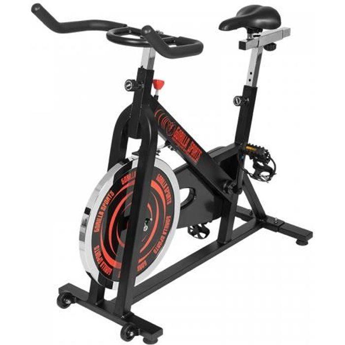 v lo d 39 appartement gorilla indoor cycling bik prix pas cher cdiscount. Black Bedroom Furniture Sets. Home Design Ideas