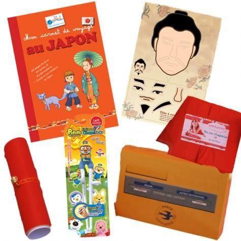 coffret cadeau enfant japon 3 6 ans achat vente jeu d 39 veil ducatif coffret cadeau enfant. Black Bedroom Furniture Sets. Home Design Ideas