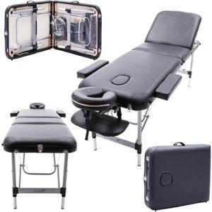 G7k Chaise De Massage Noire Amma Assis Shiatsu Achat