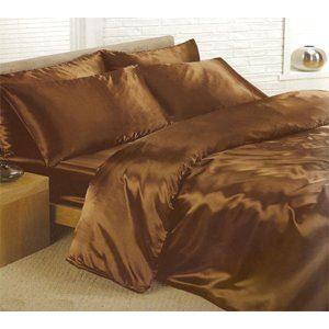 housse de couette satin achat vente housse de couette satin pas cher soldes cdiscount. Black Bedroom Furniture Sets. Home Design Ideas