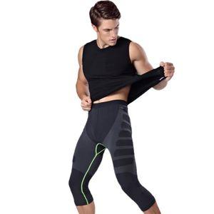 pantalon de compression homme achat vente pas cher. Black Bedroom Furniture Sets. Home Design Ideas