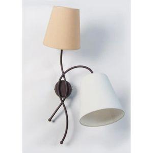 applique achat vente applique pas cher les soldes sur cdiscount cdiscount. Black Bedroom Furniture Sets. Home Design Ideas