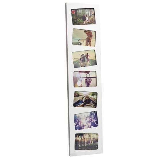 p le m le blanc 7 vues 10x15 achat vente p le m le. Black Bedroom Furniture Sets. Home Design Ideas