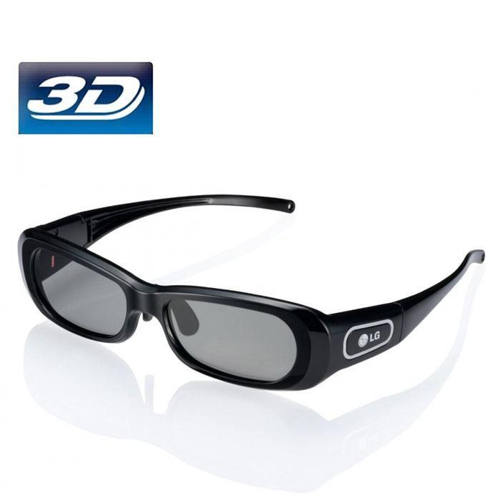 lg ags250 lunettes 3d actives pour plasma lg lunettes 3d avis et prix pas cher soldes. Black Bedroom Furniture Sets. Home Design Ideas