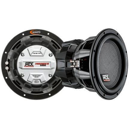 subwoofer 25 cm mtx t610 22 haut parleur voiture avis et prix pas cher cdiscount. Black Bedroom Furniture Sets. Home Design Ideas