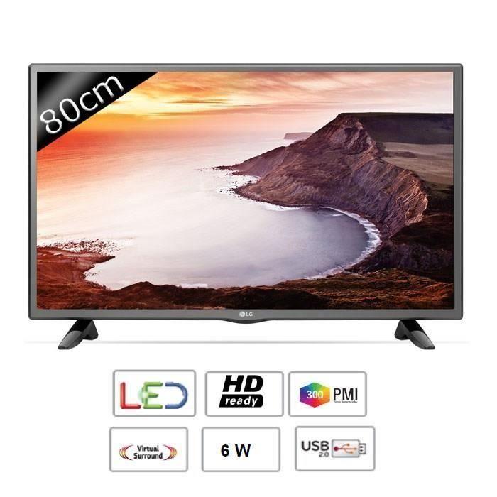 destockage lg l32lb561 tv led hd 80cm 32 t l viseur. Black Bedroom Furniture Sets. Home Design Ideas