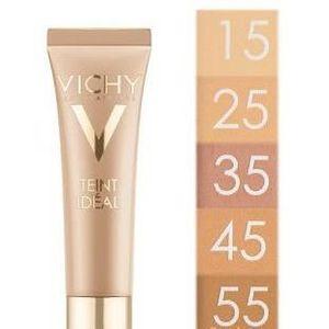 VICHY TEINT IDEAL - Fond de teint Crème Ivoire ...