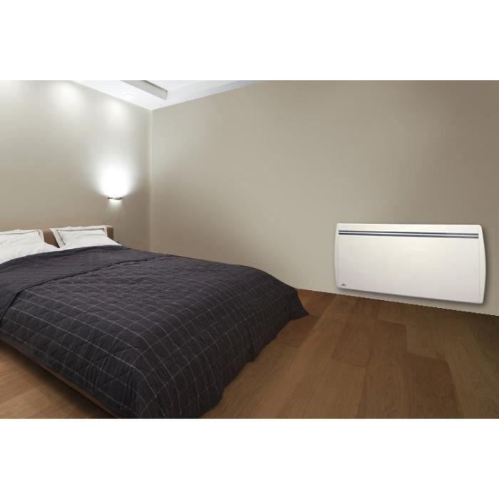 airelec aira692825 radiateur r fractite inertie s che duplex 1500 w bas blanc achat vente. Black Bedroom Furniture Sets. Home Design Ideas